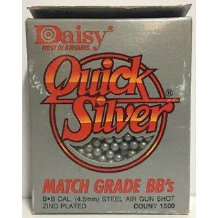 Daisy Ammo-BB- Daisy Quick Silver BB's (Box 500)
