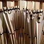 "Kelemen's Made Arrow WOOD Kelemen's Premium Pine 4"" Feathers (Box 6)"