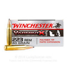 Winchester Ammo 223Rem Winchester Varmint X 40g PT