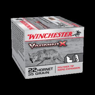 Winchester AMMO 22 Hornet Winchester Varmint X 35Gr PT (Box 20)