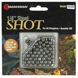 """Marksman SS-Am-Marksman 1/4"""" / 6.35mm Steel (Box 250)"""
