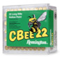 Remington AMMO 22LR Remington CBee22 33GR 740fps HP (100 BOX)