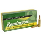 Remington AMMO 222 Rem Remington High Performance Rifle 50Gr PSP (Box 20)