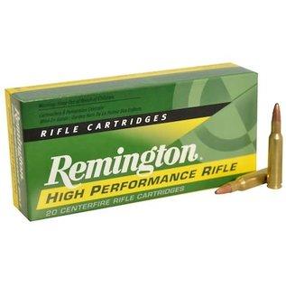 Remington Ammo 222Rem Remington Hight Proformance 50Gr PSP (Box 20)