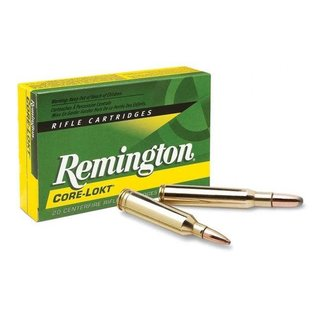 Remington AMMO 243 Win Remington High Performance Rifle 80Gr PSP (Box 20)