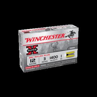 "Winchester AMMO 12G Winchester Super X Sabot Slug 3"" 28Gm 1400FPS (Box 5)"