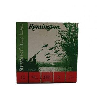 Remington AMMO 12G Field Remington 34Gr #2 (Box 25)