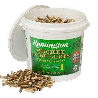 Remington AMMO 22LR Remington BUCKET O BULLETS 36GR 1400fps HP (1400 BUCKET)