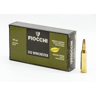 Fiocchi AMMO 243Win Fiocchi 100Gr SP (Box 20)