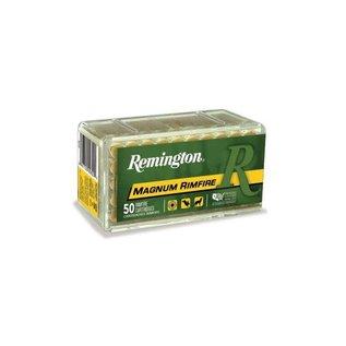 Remington AMMO 22WMR - Remington Magnum Rimfire 40Gr JHP (Box 50)