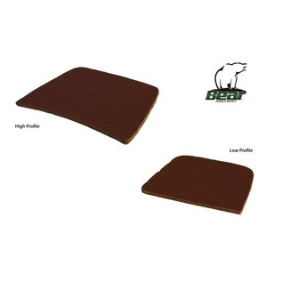 ESCALADE SPORTS Rest - Bear Low Profile Plate BLACK