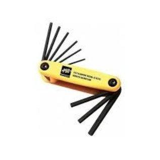 PSE TOOL-PSE-Hex Wrench Allen Key Set