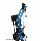 Horizone Compound Bow RZ Vulture RTS Package Blue RH/45