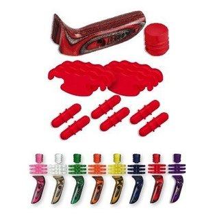 Hoyt Vib - Hoyt Custom 10-Piece Accessory Kit - LH - Purple