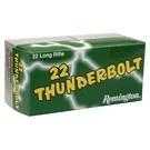 Remington AMMO 22LR Remington Thunderbolt HV Soild 40GR (500 BOX)