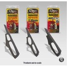 BH Rage Replacment 3 Blade Blades/Tips/O-Rings (3BH)