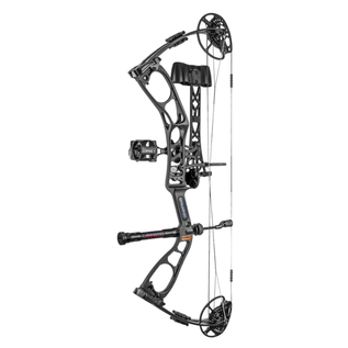 "Elite Compound Bow Elite 2021 Ember RTS RH Ninja -Black 10-60# 15-29""Draw"