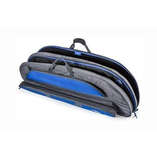 Elite Case Bow Legend/Elite Crusader Twin Bow Case Blue