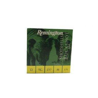 "Remington AMMO 12G Field Remington 36Gr 2-3/4""  #AAA (Box 25)"