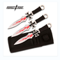 Perfect Point Knife K-PP-020-3 Perfect Point Cross Flame Throwing Knives