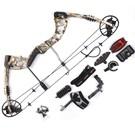 SR Archery Compound Bow SR Archery  Reflex 70# Right Hand Camo RTS
