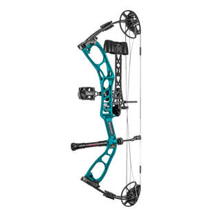"Elite Compound Bow Elite 2021 Ember RTS RH Laguna-Teal 10-60# 15-29""Draw"