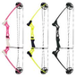 Junxing Compound Bow Mongoose Yellow
