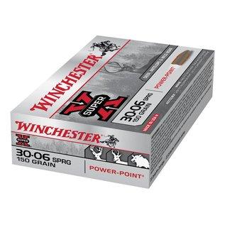 Winchester AMMO 30-06Sprg - Winchester Super X 150Gr PP (Box 20)