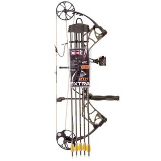 Bear Archery Compound Bow Bear 2021 Species RTH EXTRA