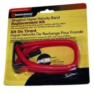 "Marksman SS-Band-Marksman Tapered Bands-Hypervelocity ""RED"""