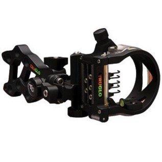 Tru Glo Sight TruGlo Rival FX Micro Black