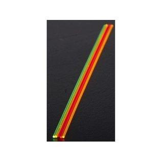 """Tru Glo Sight TruGlo Fibers 5.5"""" Kit 75mm - .029"""""""