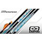 """EASTON TECHNICAL PRODUCTS Made Arrow Easton Hyperspeed Pro 340, 2""""V, (Box6)"""