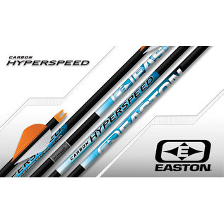 "EASTON TECHNICAL PRODUCTS Made Arrow Easton Hyperspeed Pro 400, 2""V, (Box6)"