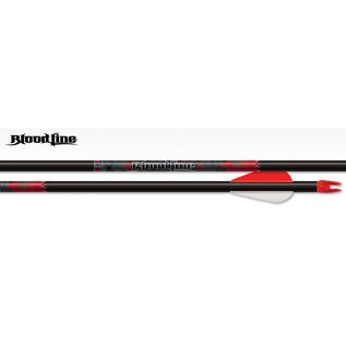 "EASTON TECHNICAL PRODUCTS Made Arrow Easton Bloodline 330, 2""V, (Box6)"