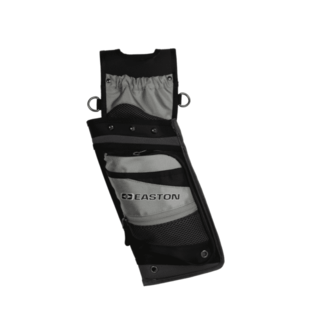 EASTON TECHNICAL PRODUCTS Quiver Easton Deluxe Field Quiver+Belt RH Gray