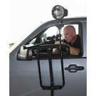 Max-Lume Spotlight Pro PT-DSR, Door Mount Shooting Rest + Spotlight Mount & Handle