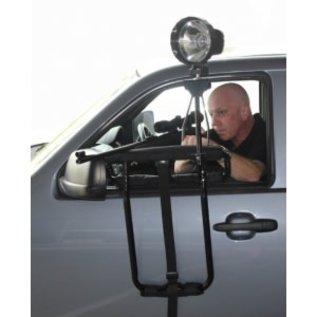 Max-Lume Spotlight Pro PT-DSR, Door Mount Shooting Rest + Spotlight Mount & Handle