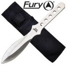 Fury Knife Thrower 60015 - Fury Double Edged Hell Knife