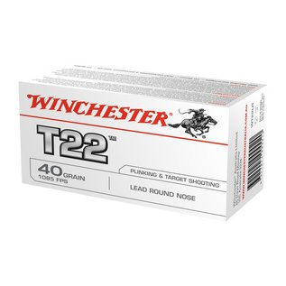 Winchester AMMO 22LR/S - Winchester Super X SHORT 29Gr Solid (Box 50)