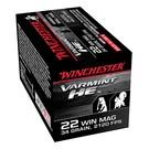 Winchester AMMO 22WMR - Winchester Supreme 34Gr JHP (Box 50)