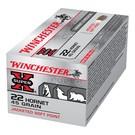 Winchester AMMO 22 Hornet Winchester Super X 45Gr SP (Box 50)