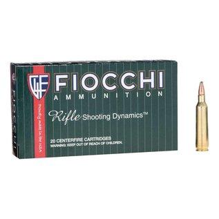 Fiocchi AMMO 22-250 Rem Fiocchi Shooting Dynamics 55Gr PSP (Box 20)