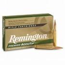 Remington AMMO 308 Win - Remington AccuTip 165Gr Boat Tail (Box 20)