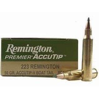 Remington AMMO 223 Rem - Remington Accutip 50Gr Boat Tail (Box 20)