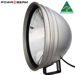 "Powa-Beam Spotlight Powa PLPRO-11, 11"" QH 100w with Bracket"