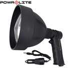 "Powa-Beam Spotlight Powa P150R Hand Held LED Rechargeable 5.5"" 1200LM"