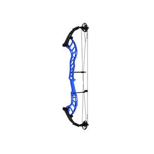 """Hoyt Compound bow Hoyt 2021 Altus RH Electric Blue  DCX Target 60# 28.5""""-30"""""""