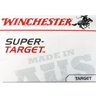 "Winchester AMMO 12G Lead Super Target 1150 7.5 2-3/4"" 28Gm (Box 250)"
