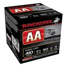 "Winchester AMMO 410 Winchester AA Target 9 Shot 2-1/2"" (1/2Oz) (Box 25)"